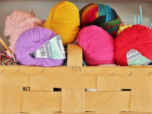 Tricot et crochet – Groupes 1 et 2