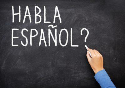 Espagnol conversation