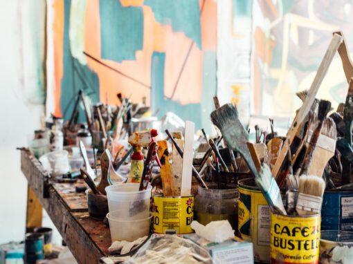 Peinture pour débutants et avancés