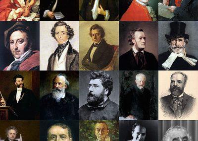 À la découverte des grands compositeurs