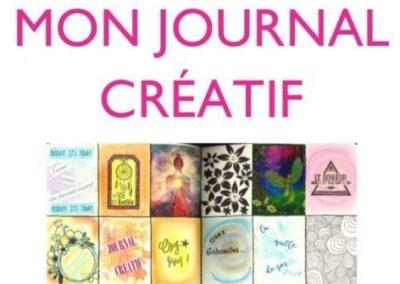 Initiation au journal créatif