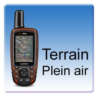 GPS mobile (en forêt)