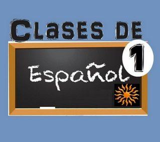 Espagnol 1