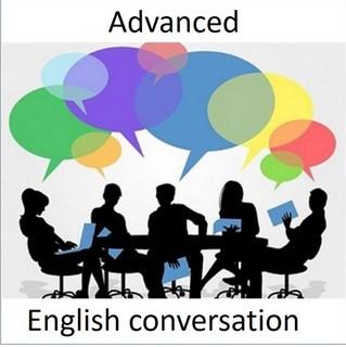 Anglais conversation – Avancés – Cours annulé