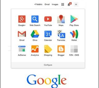Google et ses applications
