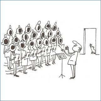 Chantons pour le plaisir (Chorale du Libre savoir)