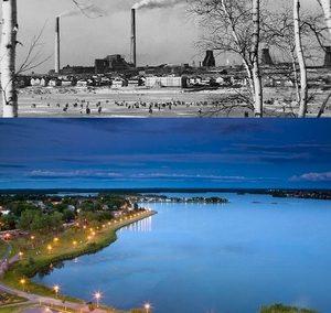 Histoire de Rouyn-Noranda – Nouveau cours