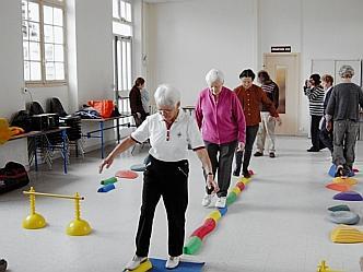 Équilibre au quotidien – 30 participants